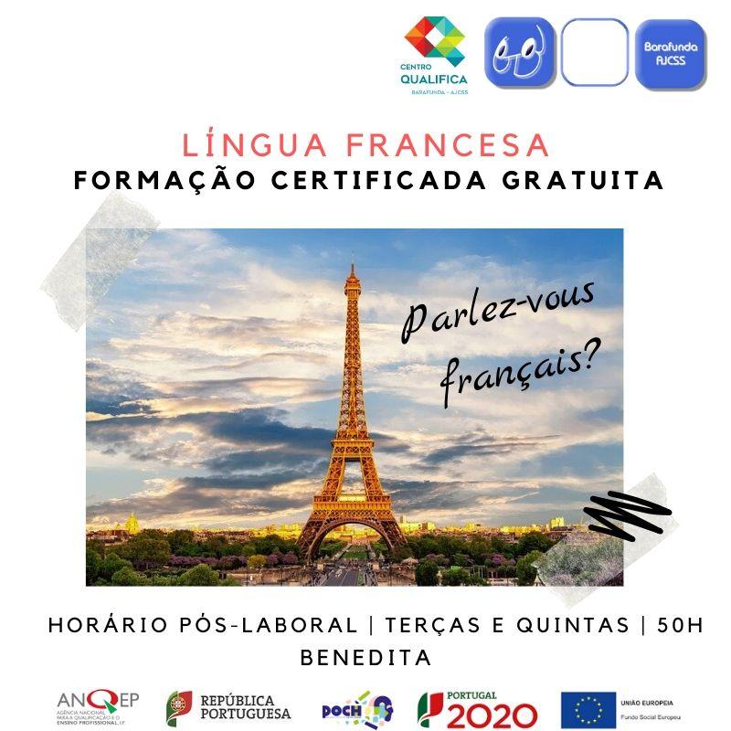 Formação Língua Francesa