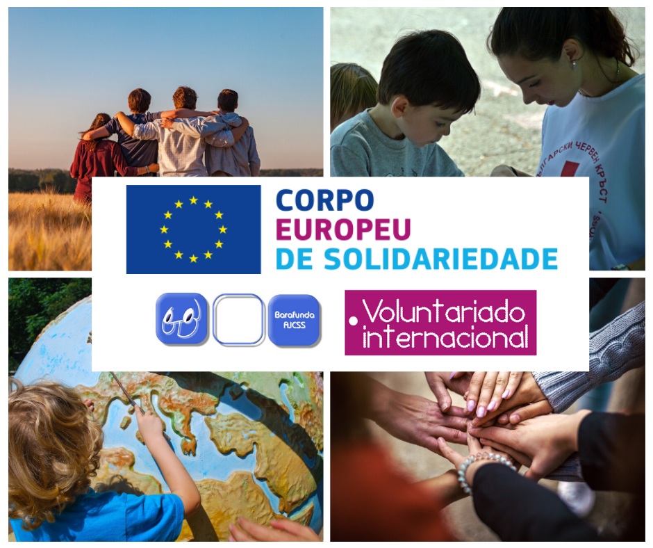 Erasmus + e Corpo Europeu de Solidariedade
