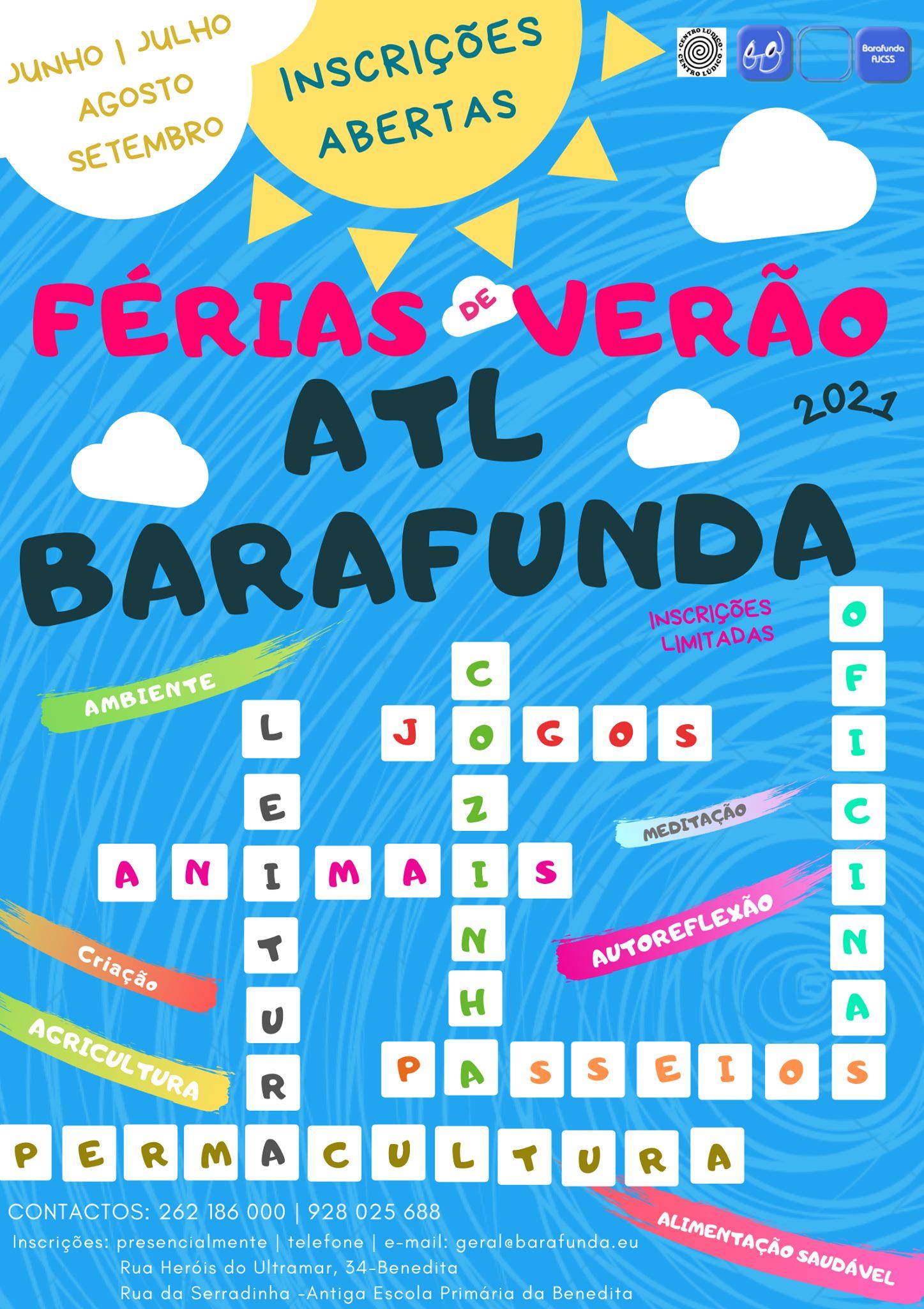 Férias de Verão ATL Barafunda